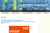 THE Blended Classroom newsletter
