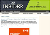 THE Journal Insider
